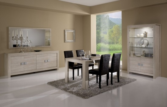 comment d corer sa salle manger. Black Bedroom Furniture Sets. Home Design Ideas