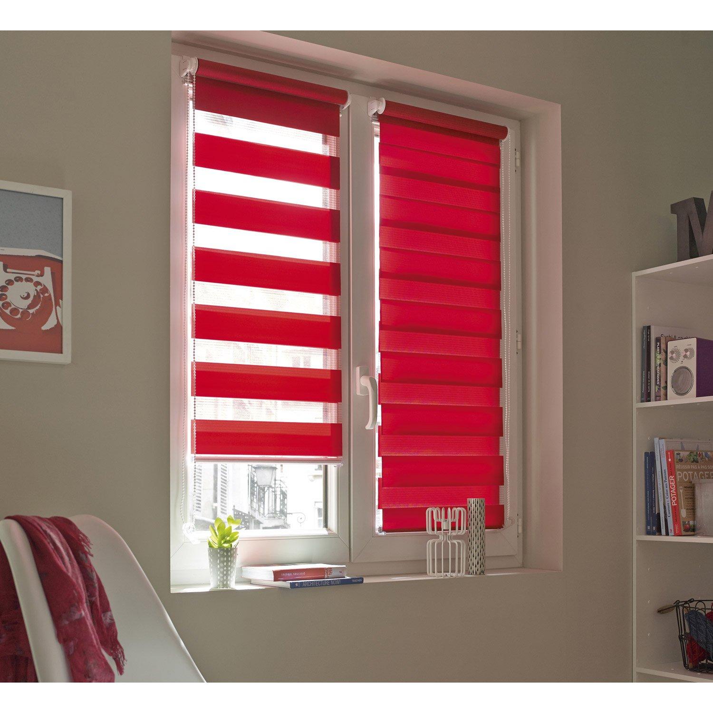 store-enrouleur-jour-nuit-inspire-rouge-rouge-n-3-46-x-160-cm