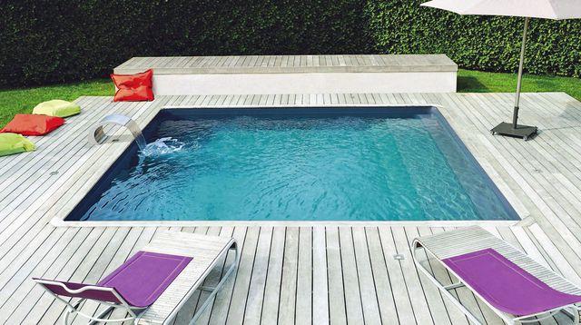 choisir la bonne piscine pour votre jardin. Black Bedroom Furniture Sets. Home Design Ideas